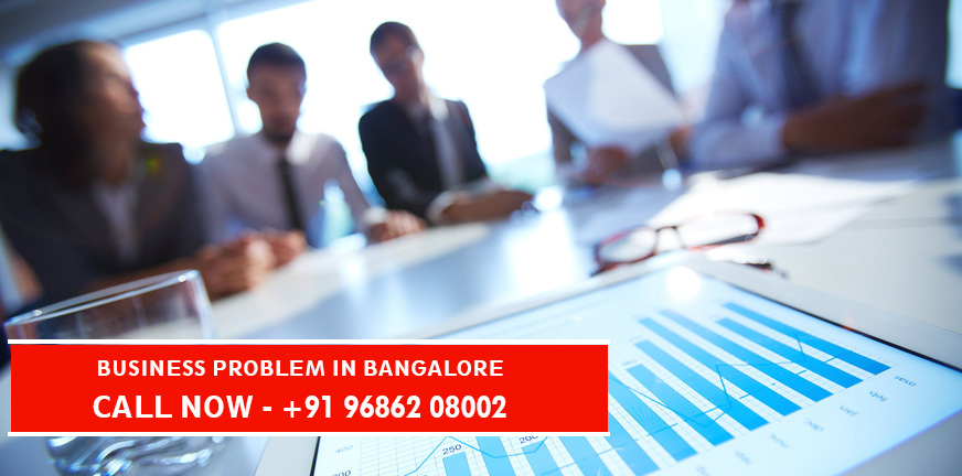 Business Problem in Bangalore